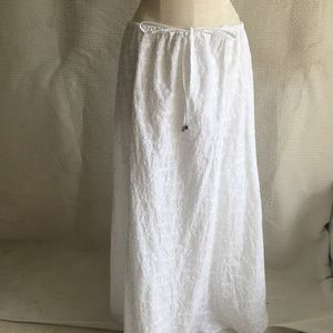 Alexis Embroidered Boho Festival Long Maxi Skirt